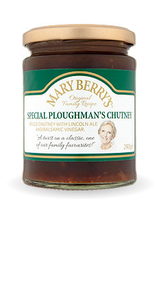 Special Ploughmans Chutney