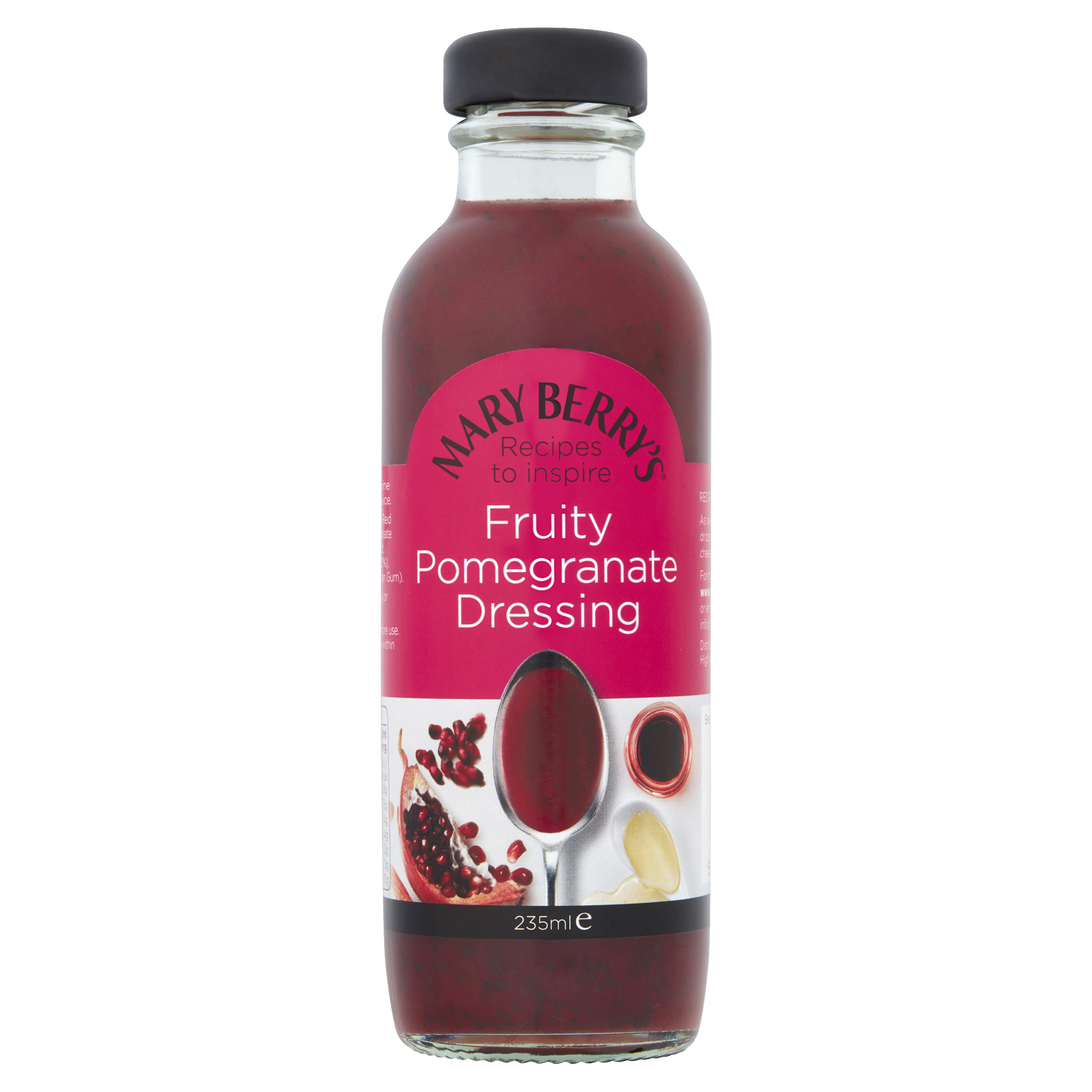 Fruity pomegranate Dressing